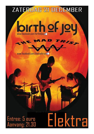Birt of Joy & The Mad Trist