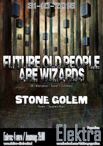 Future Old People Are Wizards
