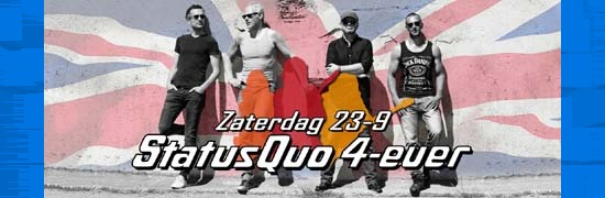 Status Quo 4-ever in The Moonshine