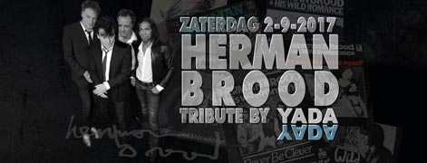 YADA YADA - Herman Brood Tribute