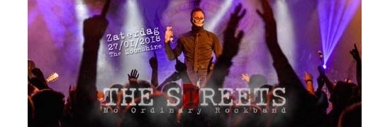 The Streets - No Ordinary Rockband in Moonshine
