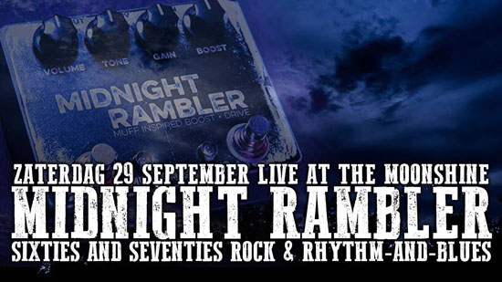 Midnight Rambler - sixties and seventies
