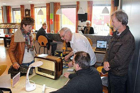 Repair Café in de bibliotheek