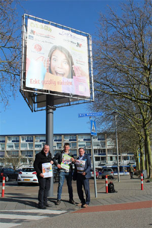 Meer impact met lokale marketing in Sliedrecht