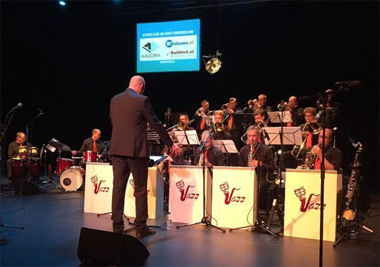 Bigband Blast tweede in internationale bigband competitie MeerJazz