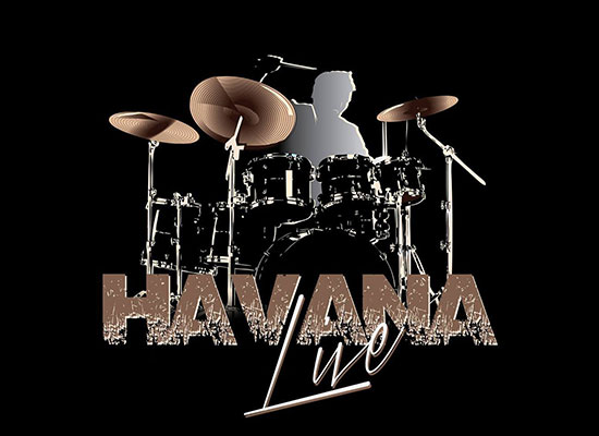 De O.D. Rock 'n Blues Band bij Havana