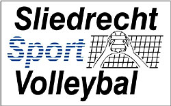 Volleybalsters Sliedrecht Sport bovenaan, volleyballers net boven degradatiestreep
